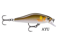 rapala shadow rap solid shad